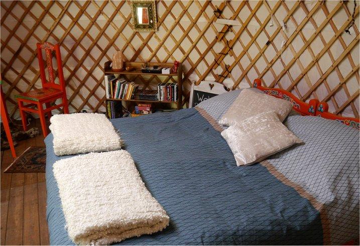 origineel natuurhuisje, slapen in een yurt, ger achterhoek, gelderland