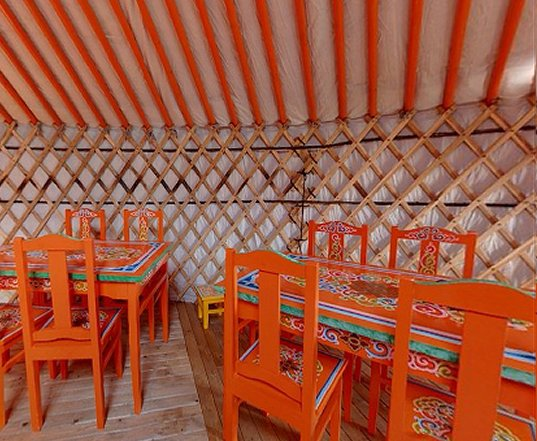 host your meetings in a yurt, workshops, company outings, sessions on the moor