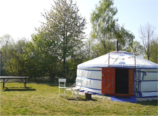 yurt, ger, netherlands, holland, gelderland