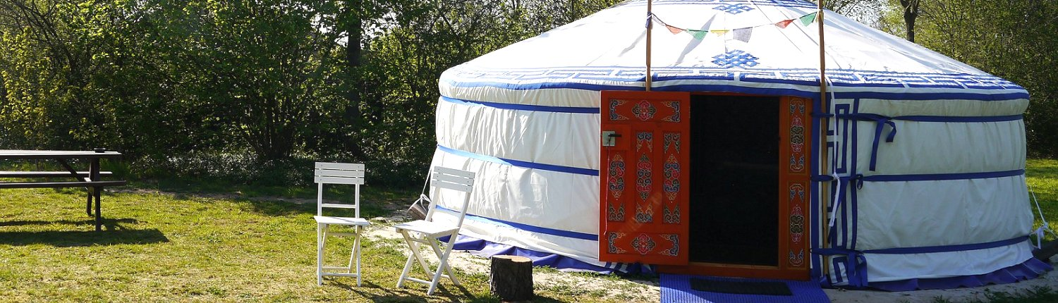 Yurt, Bed and Breakfast, Achterhoek, Gelderland