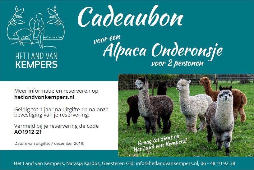cadeaubon alpaca wandelen, knuffelen, boerderij, gelderland, achterhoek