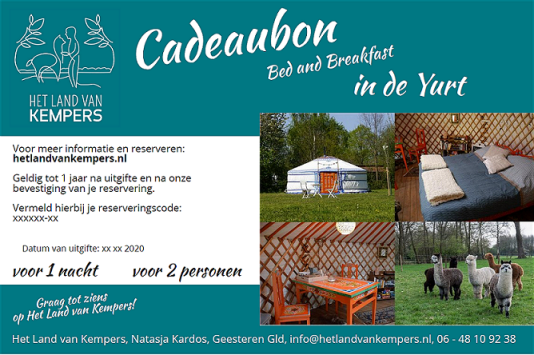 Cadeaubon-yurt-bed-and-breakfast-achterhoek-gelderland