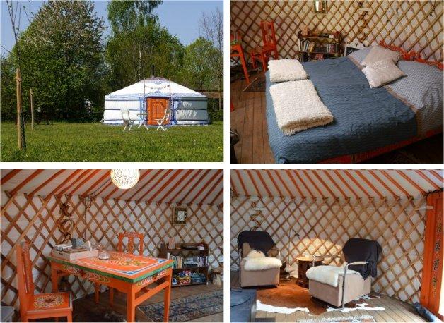 anderhalve meter, vakantie, gelderland, achterhoek, yurt, bed and breakfast, covid, corona