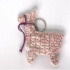sleutelhanger-alpaca-gehaakt-roze-wit