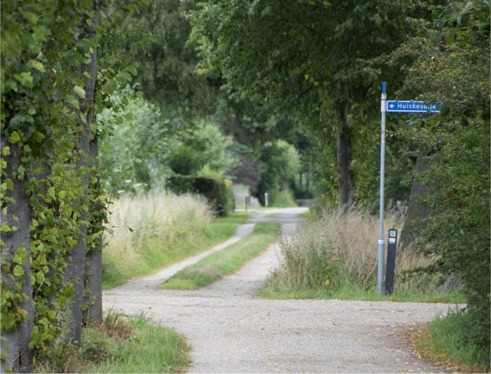 Wandelroutes, fiestroutes, Achterhoek, Gelderlandroute