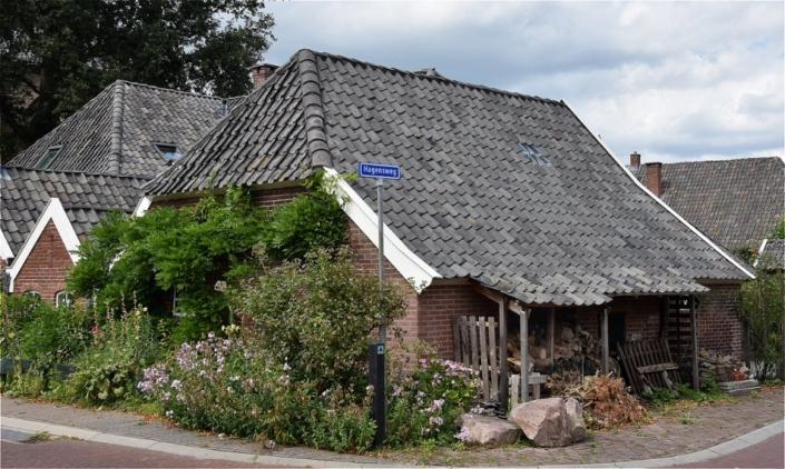 Boerderij, dorp Geesteren, Gelderland