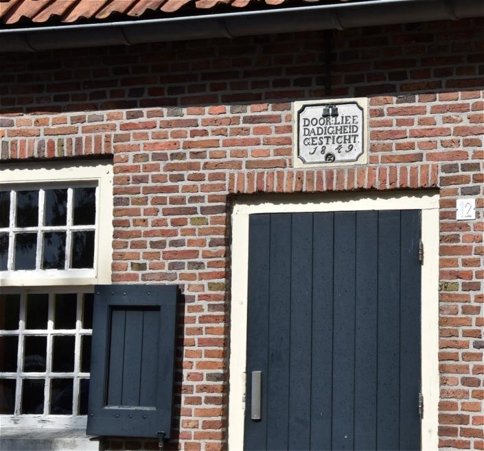 Achter de kerk, Geesteren, Gelderland