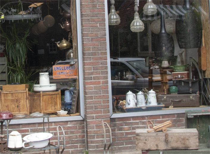 Kringloopwinkel De Oude Spar, Geesteren, Gelderland, Achterhoek