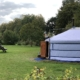 yurt, winter, winterkamperen, bedandbreakfast-achterhoek-kempers