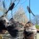 vogel-alpaca-wol-houder-nestmateriaal